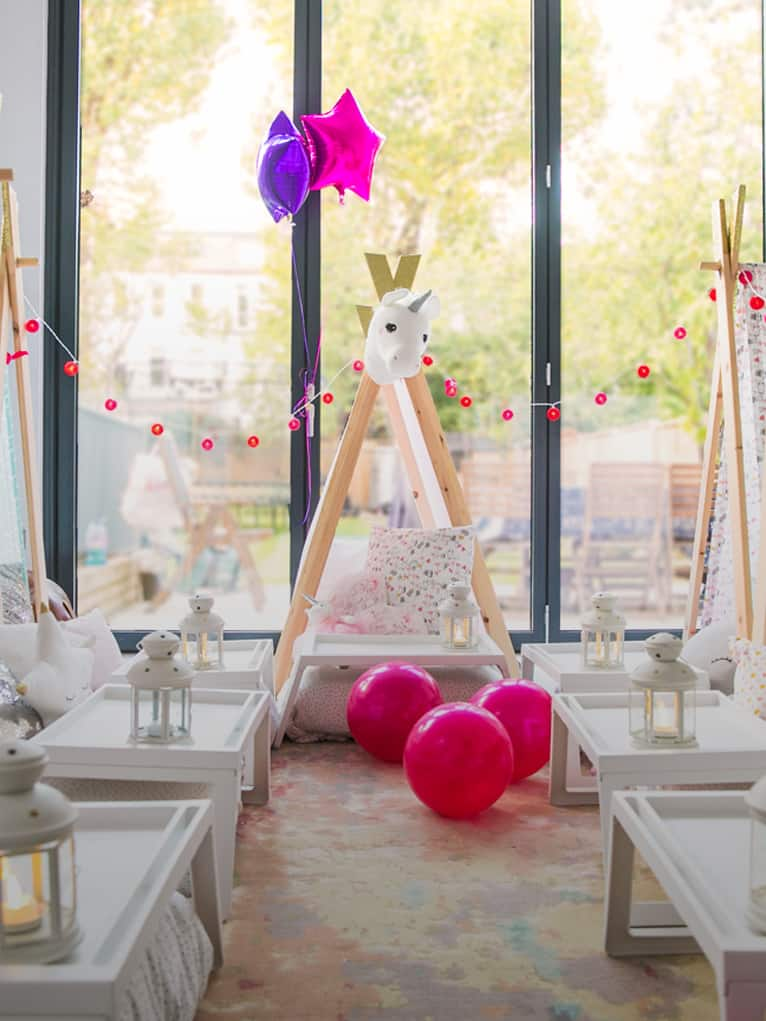 New sleepover party themes-gallery