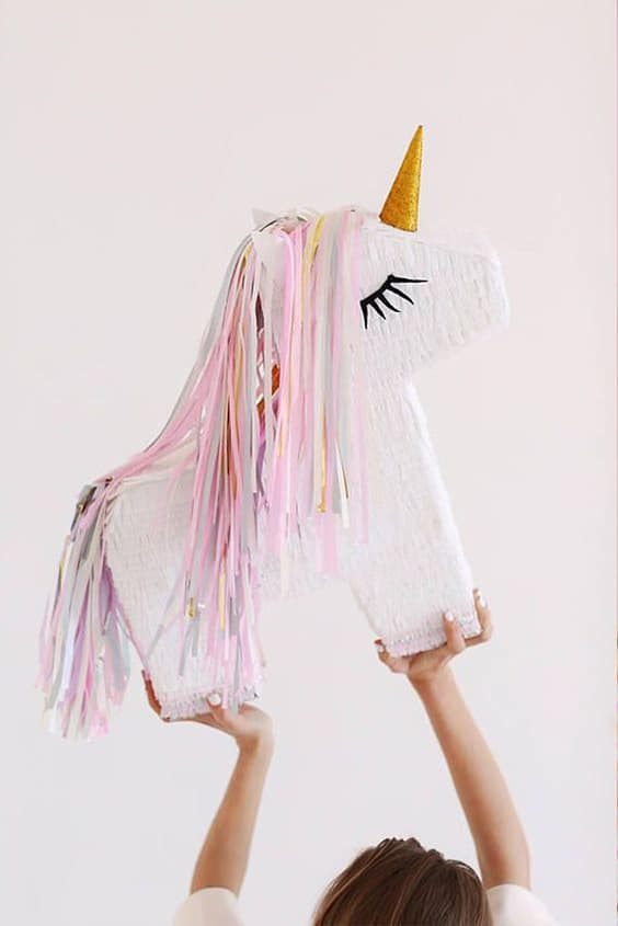 unicorn themed party accessories