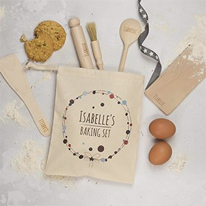 baking set children